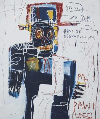 Click for more detail about Jean-Michel Basquiat: Now's the Time by Dieter Buchhart, Franklin Sirmans, Olivier Berggruen, Glenn Obrien, and Christian Campbell