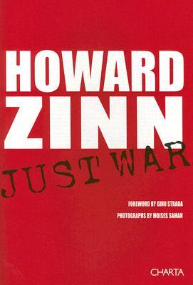 Book Cover Just War: By Howard Zinn by Howard Zinn