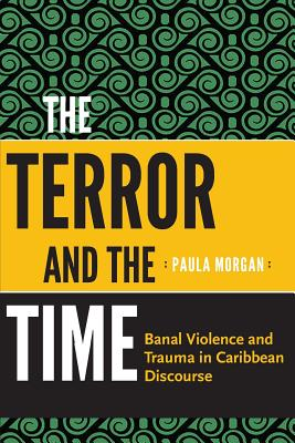 Book Cover The Terror and the Time by Paula Morgan