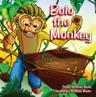 Click for more detail about Bolo the Monkey by Jonathan Burke