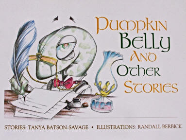 Click for more detail about Pumpkin Belly and Other Stories by Tanya Batson-Savage
