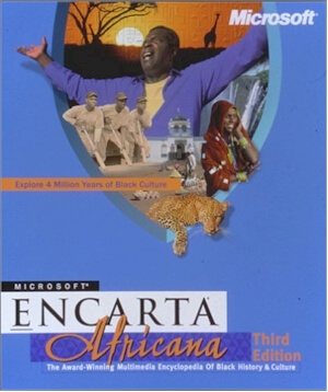 Click to buy a copy of Encarta Africana Third Edition