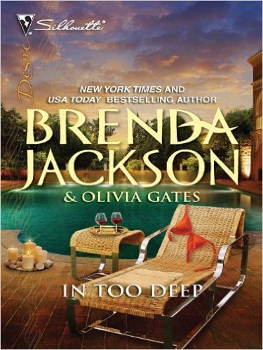 Click for more detail about In Too Deep: Husband Material\The Sheikh's Bargained Bride by Brenda Jackson and Olivia Gates
