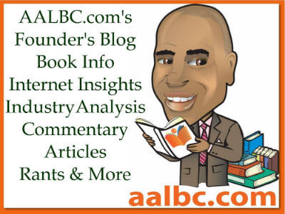 Book Cover AALBC.com's Founder's Blog by Troy Johnson