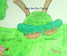 Click for more detail about Tank the Shy Turtle by Johanna Sparrow
