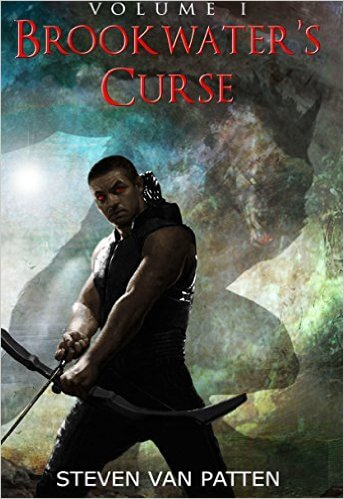Book Cover Brookwater's Curse Volume One by Steven Van Patten