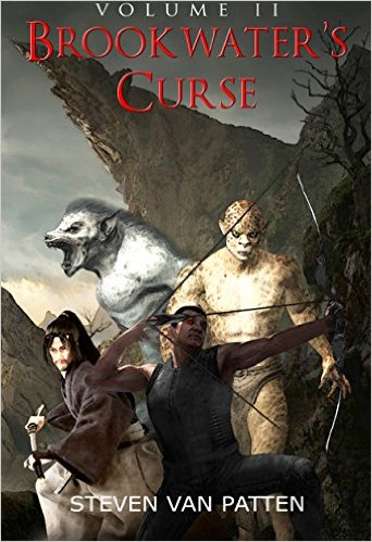 Click for more detail about Brookwater's Curse Volume II by Steven Van Patten
