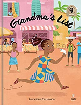 Click for more detail about Grandma's List by Portia Dery