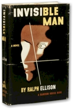 original book cover Invisible Man