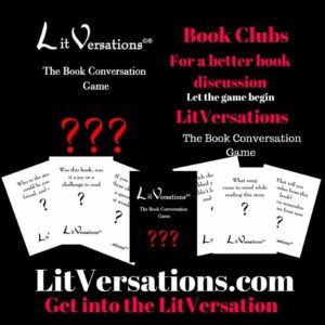 Click for more detail about LitVersation: The Book Conversation Game by Debra Owsley