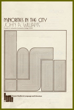 Click for more detail about Minorities in the City by John A. Williams