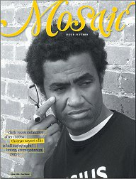 Book Cover Mosaic Literary Magazine Issue #16 by Ron Kavanaugh