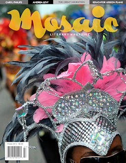 Click for a larger image of Mosaic Literary Magazine Issue #28