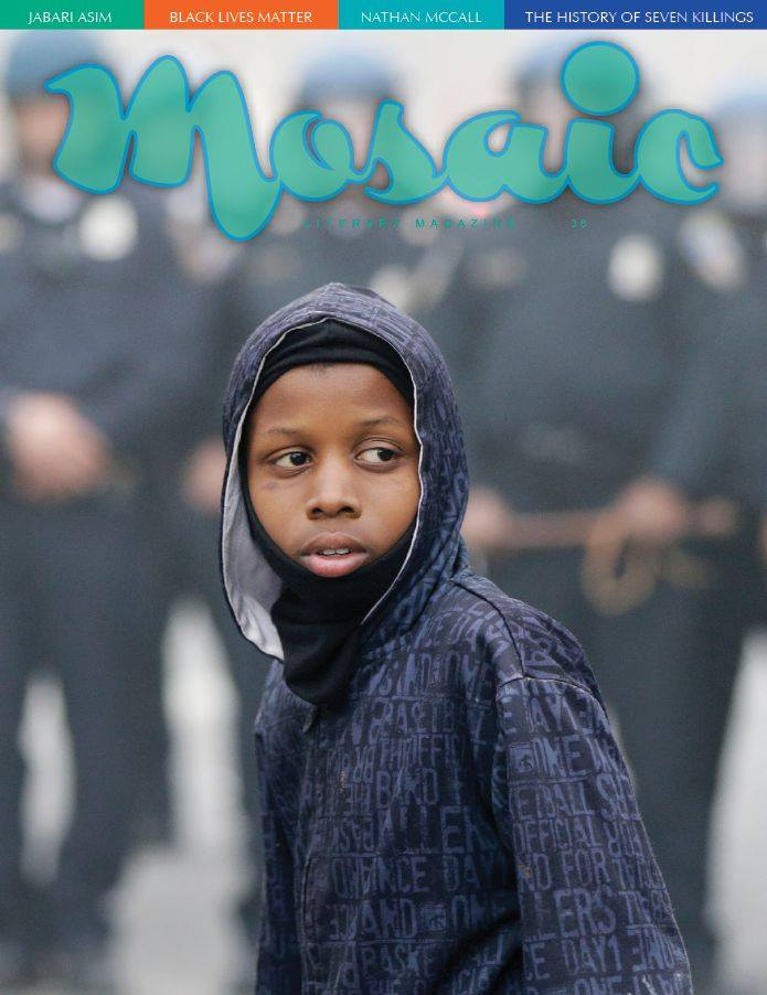 Click for more detail about Mosaic Literary Magazine Issue #36 by Ron Kavanaugh