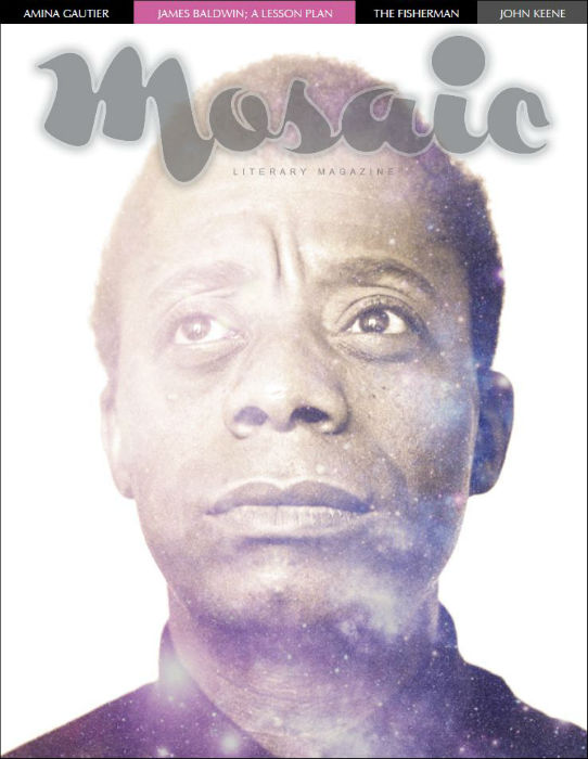 Click for a larger image of Mosaic Literary Magazine Issue #38