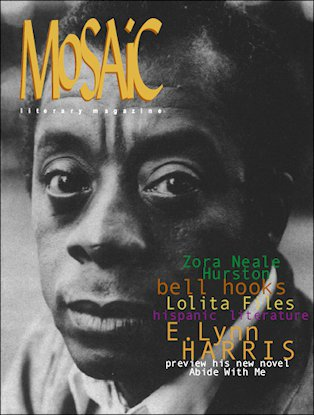 Click for a larger image of Mosaic Literary Magazine Issue #5