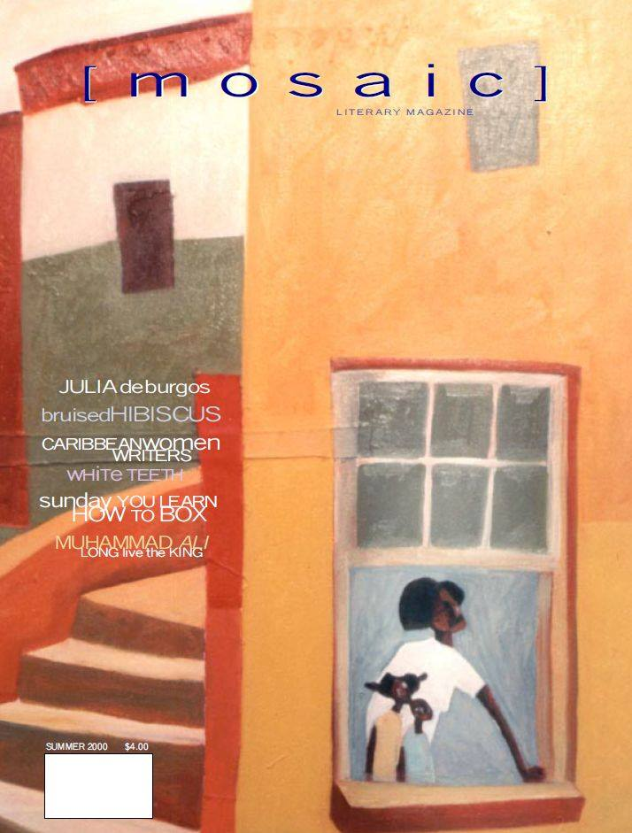 Click for more detail about Mosaic Literary Magazine Issue #9 by Ron Kavanaugh