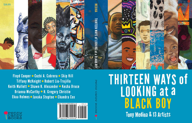 Thirteen Ways of Looking at a Black Boy full book cover image front and back