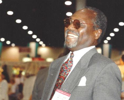 Amistad Founder Charles Harris