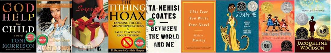 AALBC.com's 25 Best-Selling Books for All of 2015