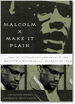 x make it plain malcolm x make it plain