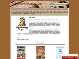 Nubian Knowledge