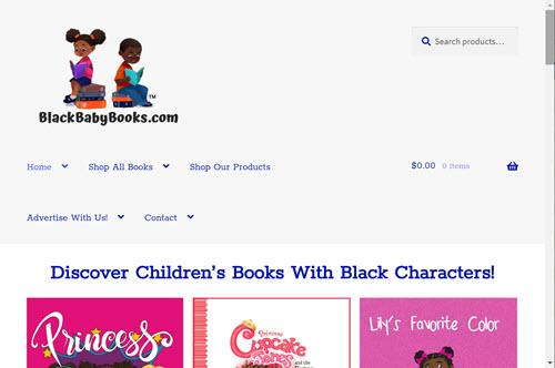 Black Baby Books