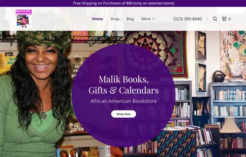 Malik Books