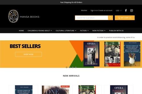 Mansa Books
