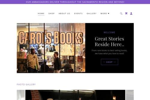Carol's Books