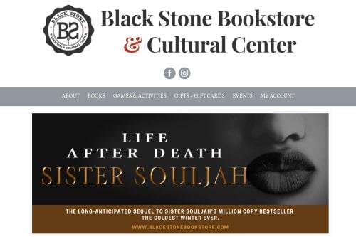Black Stone Bookstore & Cultural Center