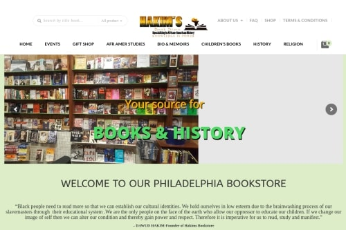 Hakim's Bookstore and Gift Shop