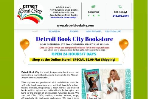 Detroit Book City