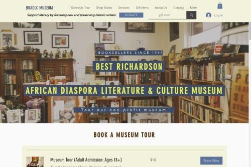 Best Richardson African Diaspora Literature & Cult
