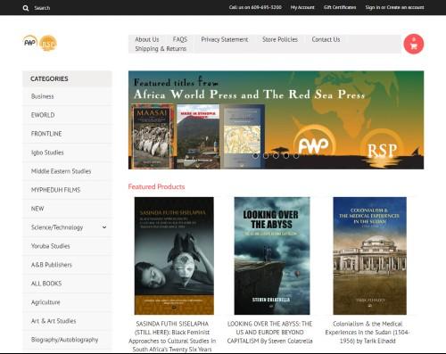 Africa World Press, Inc. & The Red Sea Press