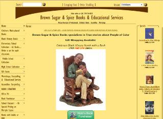 Brown Sugar & Spice Books