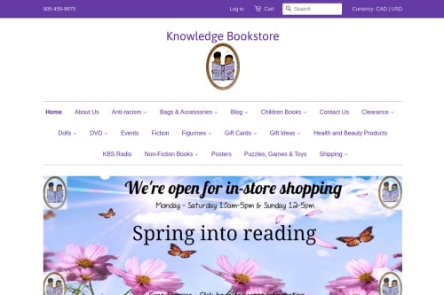 Knowledge Bookstore