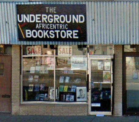 Photo of The Underground Bookstore