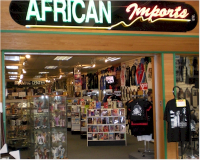 The African Imports Houston in Houston, TX