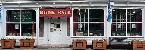 Blenheim Hill Books