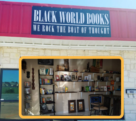 Black World Books