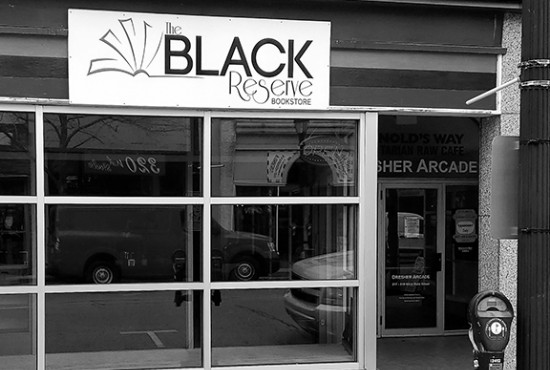 Photo of The Black Reserve Bookstore