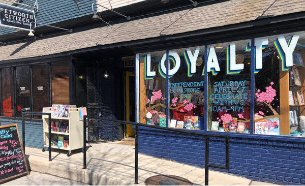Photo of Loyalty (Petworth) Bookstore