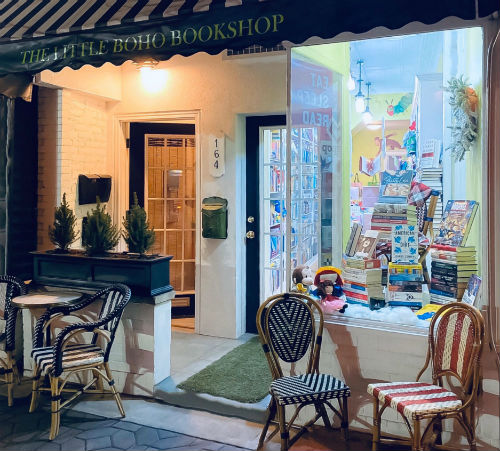 Photo of The Little Boho Bookstore