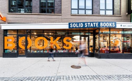 Photo of Solid State Books