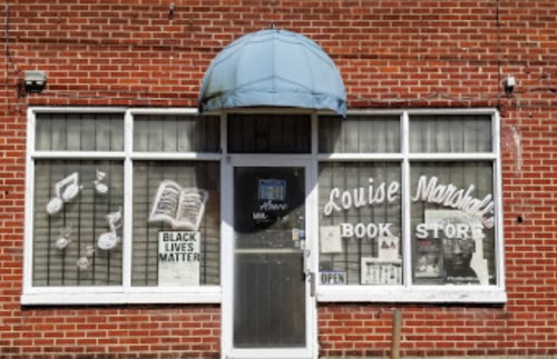 Photo of Louise Marshall's Book Store