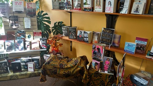Photo of Olive Tree Books-n-Voices