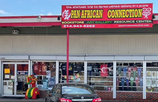 The Pan-African Connection Bookstore