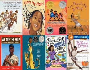 AALBC.com Bestselling book June/July 2015 (childrens books)