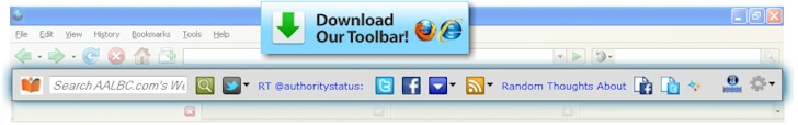 Download the AALBC.com Custom Toolbar